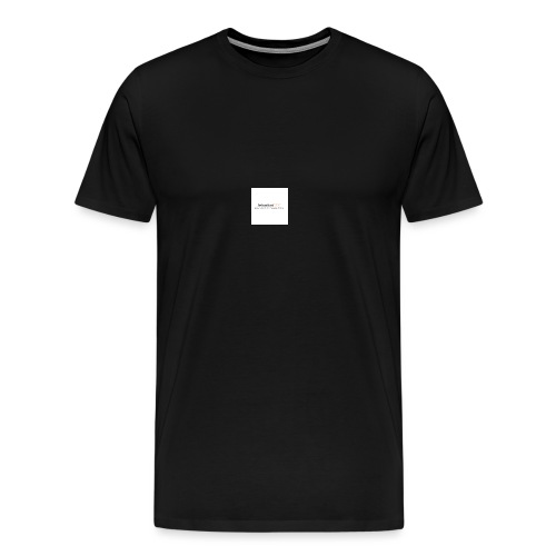 YouTube Channel - Men's Premium T-Shirt