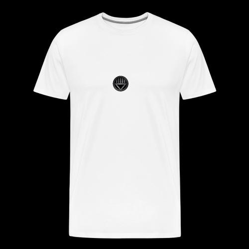 Knight654 Logo - Men's Premium T-Shirt
