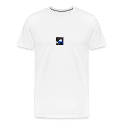 Kangaroo Tv Logo - Men's Premium T-Shirt