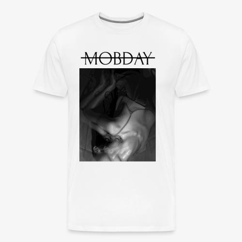 Mobday • The Shower Scene - Men's Premium T-Shirt