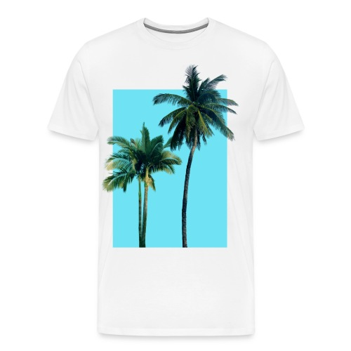 Palms - Men's Premium T-Shirt