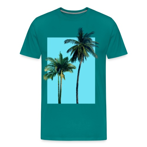 Palms - Men's Premium T-Shirt