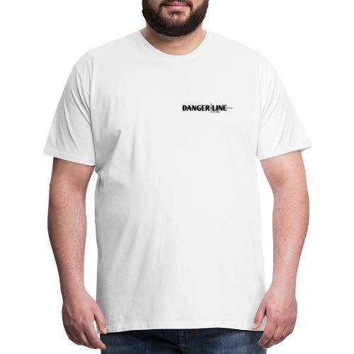 DangerLine Crosshair - Men's Premium T-Shirt