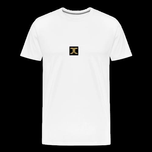 Gold jc - Men's Premium T-Shirt