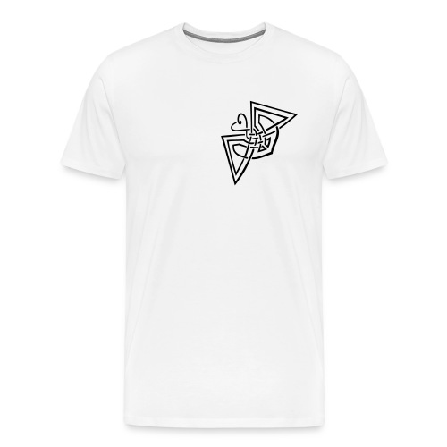 Celtic Heart - Men's Premium T-Shirt
