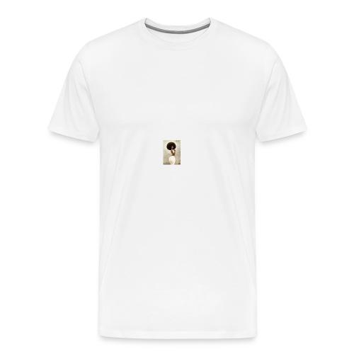 beauty, love natural - Men's Premium T-Shirt