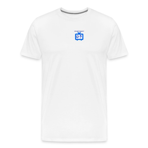 OdogVlogsTv Offical Logo - Men's Premium T-Shirt