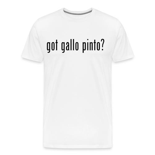 Nicaragua Got Gallo Pinto - Men's Premium T-Shirt