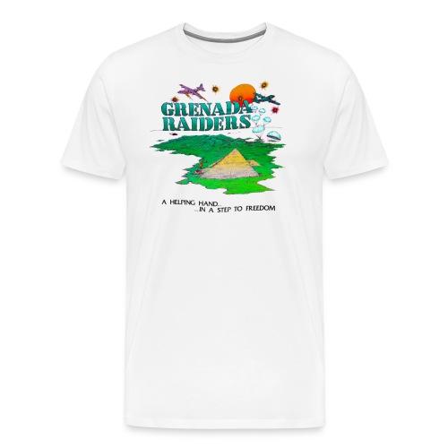 Grenada Raiders - Men's Premium T-Shirt