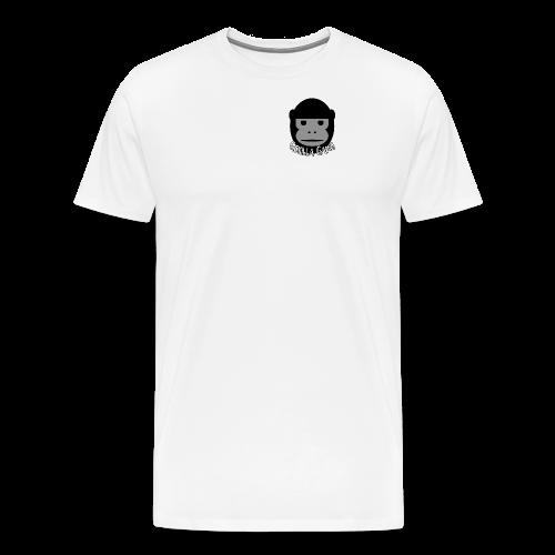 Gorilla Gang Original Insignia - Men's Premium T-Shirt