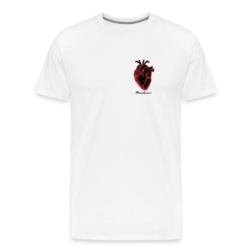 heart puso 27 - Men's Premium T-Shirt