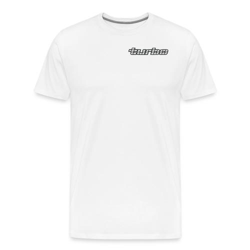 VL Turbo White - Men's Premium T-Shirt