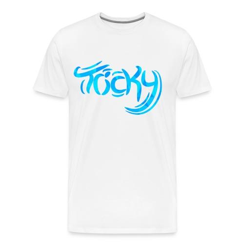 Tricky Design png - Men's Premium T-Shirt