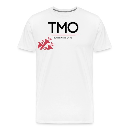 TMO Logo - Men's Premium T-Shirt