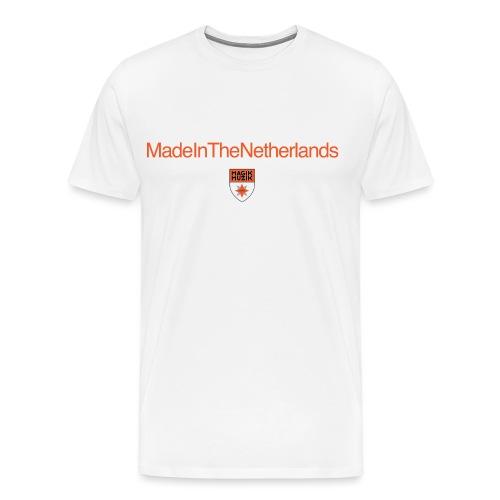Magik Muzik Made in NL - Men's Premium T-Shirt