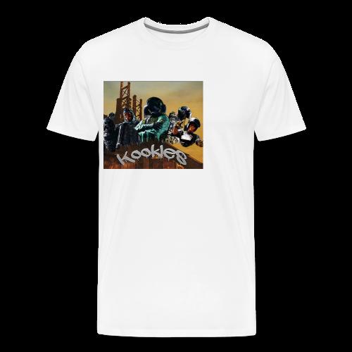 cuckmcgee - Men's Premium T-Shirt
