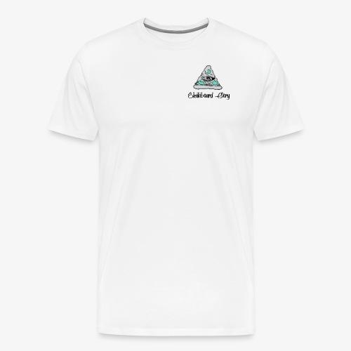 Skate Board Glory - Men's Premium T-Shirt