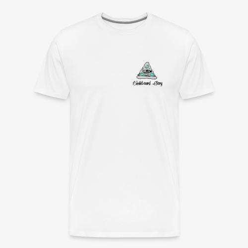 Skate Board Glory - Men's Premium T-Shirt