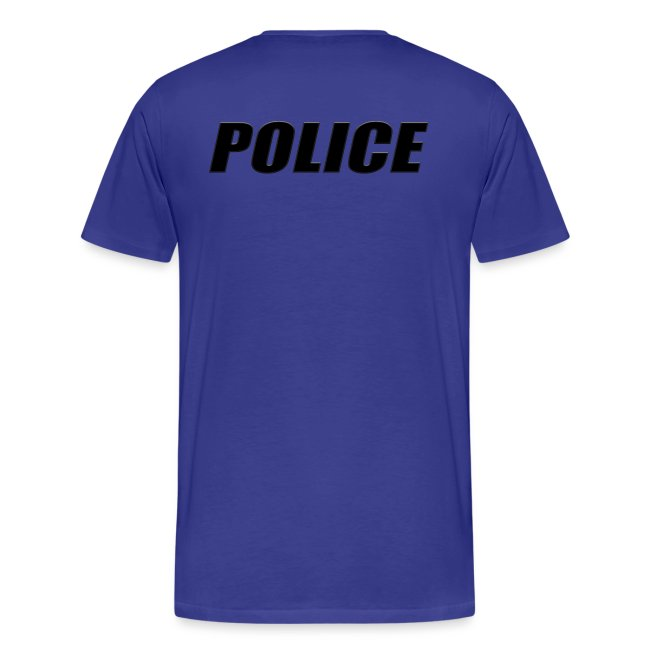 Police Black
