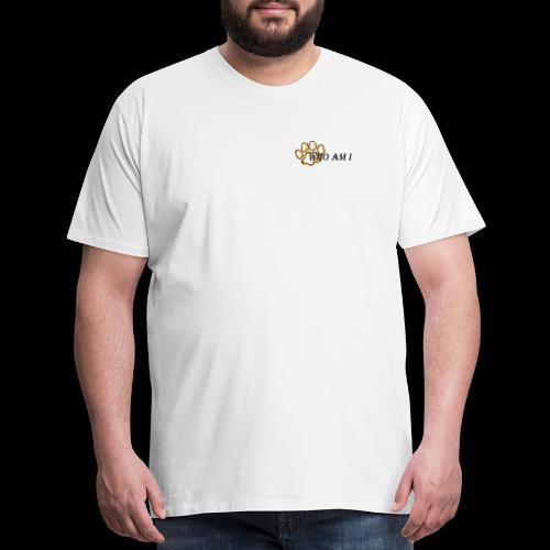 who am i - Men's Premium T-Shirt