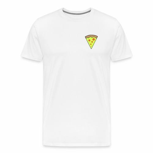 Pizza icon - Men's Premium T-Shirt