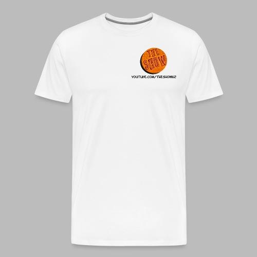 The Show NZ Logo URL - Men's Premium T-Shirt