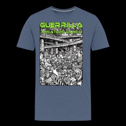 NEW GMG Tee - Men's Premium T-Shirt