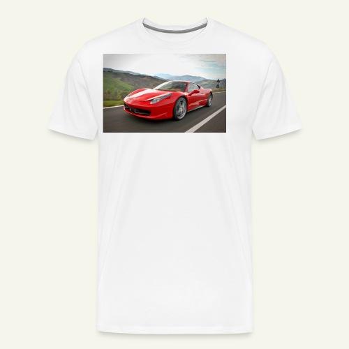 Ferrari 458 Italia 1 - Men's Premium T-Shirt