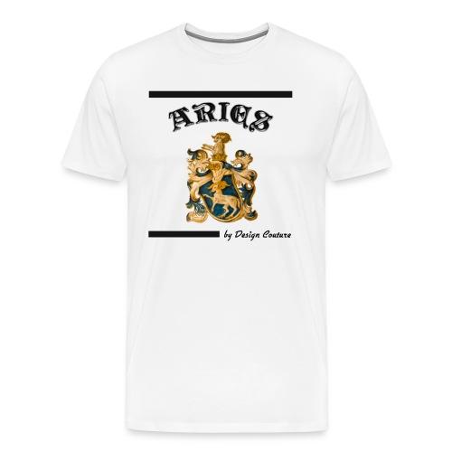 ARIES BLACK - Men's Premium T-Shirt
