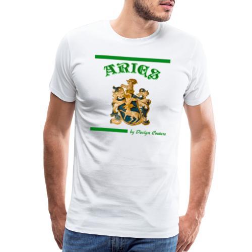 ARIES GREEN - Men's Premium T-Shirt