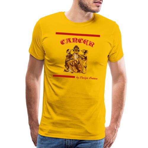 CANCER RED - Men's Premium T-Shirt