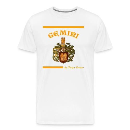 GEMINI ORANGE - Men's Premium T-Shirt
