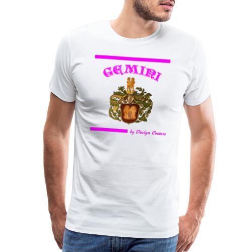 GEMINI PINK - Men's Premium T-Shirt
