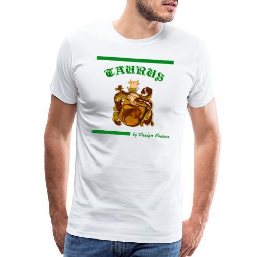 TAURUS GREEN - Men's Premium T-Shirt