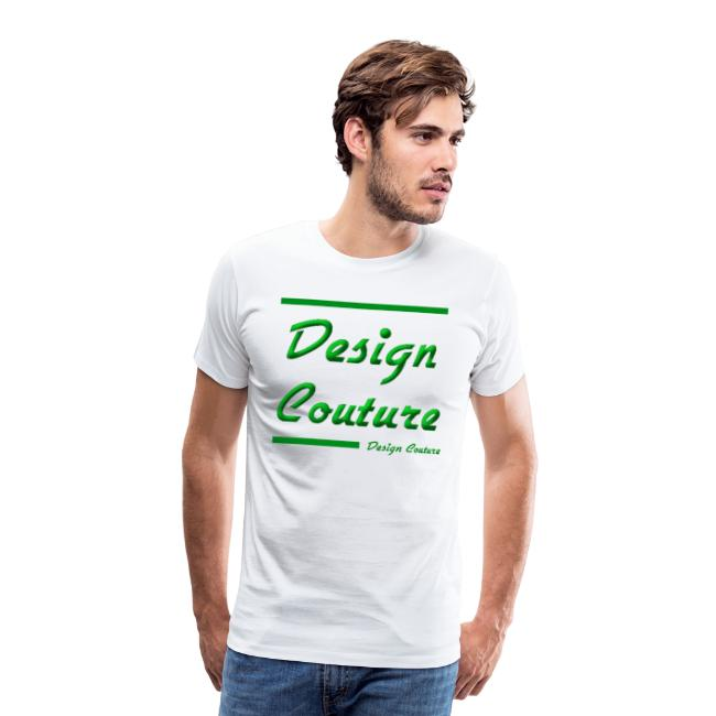 DESIGN COUTURE GREEN