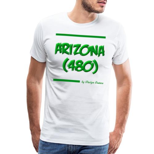 ARIZON 480 GREEN - Men's Premium T-Shirt