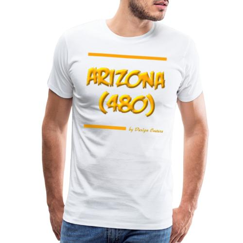 ARIZON 480 ORANGE - Men's Premium T-Shirt
