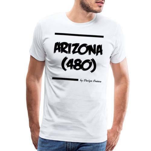 ARIZON 480 BLACK - Men's Premium T-Shirt