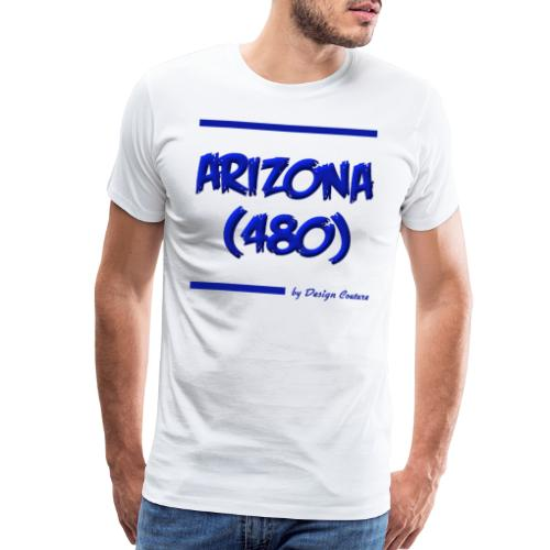 ARIZON 480 BLUE - Men's Premium T-Shirt