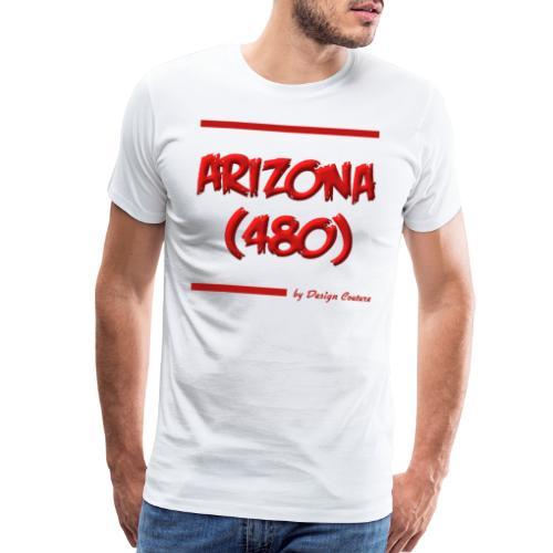 ARIZON 480 RED - Men's Premium T-Shirt