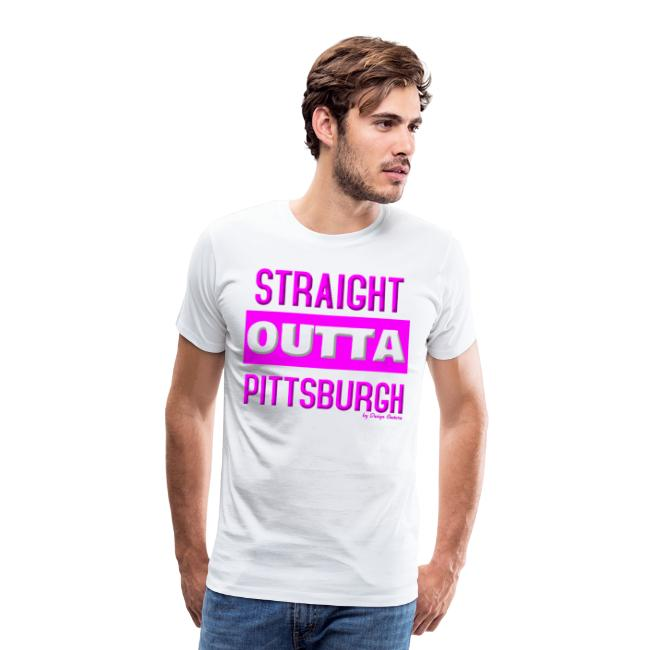 STRAIGHT OUTTA PITTSBURGH pink