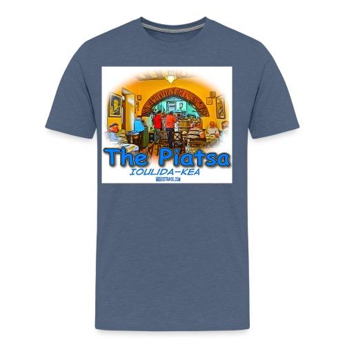 Kea Piatsa 2 jpg - Men's Premium T-Shirt