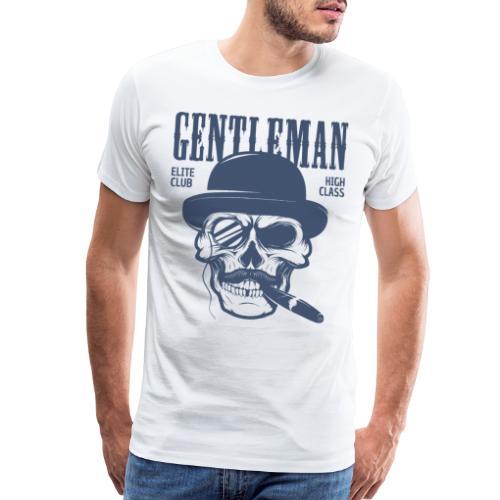 gentleman elite club - Men's Premium T-Shirt