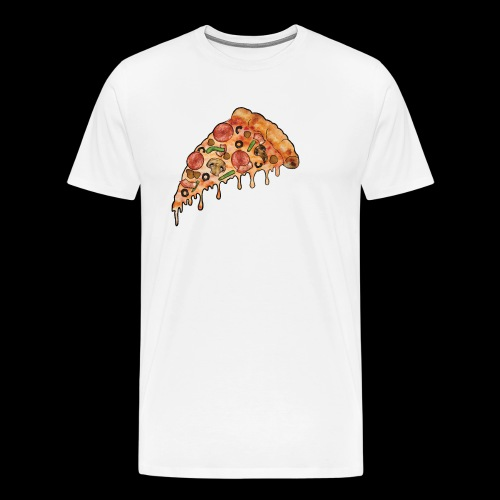 THE Supreme Pizza - Men's Premium T-Shirt