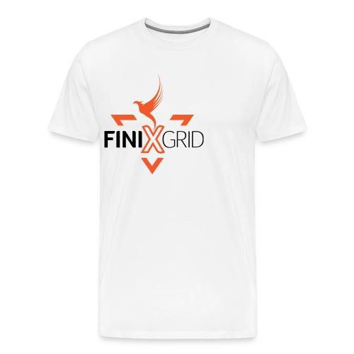 Finix Orange - Men's Premium T-Shirt