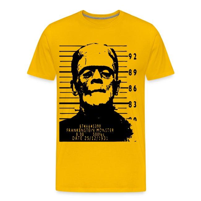 Frankenstein arrested