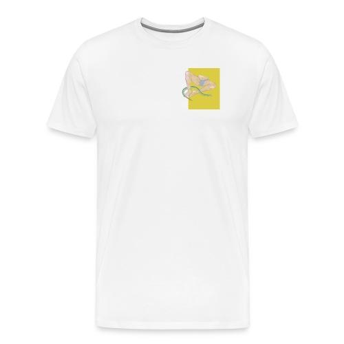 snake - Men's Premium T-Shirt