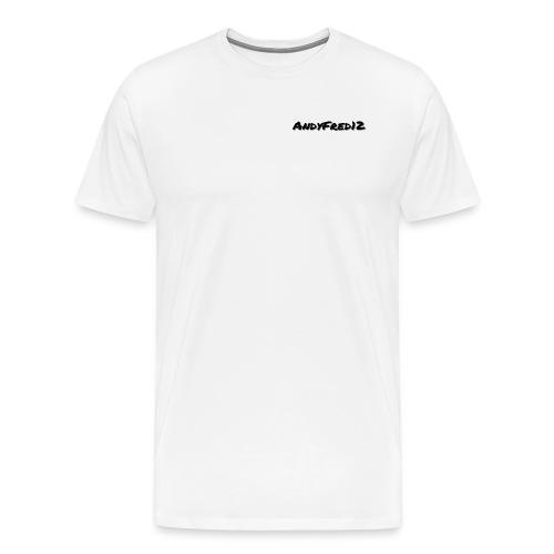 AndyFred12 - Men's Premium T-Shirt