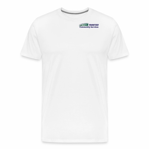 Frontier Logo - Full Color - Men's Premium T-Shirt