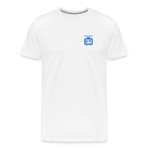 OdogVlogsTv Offical Logo - Men's Premium T-Shirt